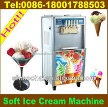5 flavors industrial softy ice cream machines prices (CE ,MANUFACTURER LOW PRICE)