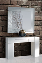 living room high gloss furniture console