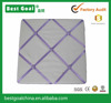 White French memo board with purple ribbon bulletin board wood photo display boards