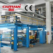 Shandong hot melt glue coating machine No.00639