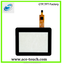 3 inch projected capacitive touch panel screen