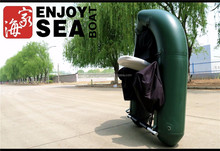JIAHAI portable small inflatable fishing boat made by hand