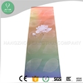 Affordable price Light Weight biodegradable yoga mat fabric