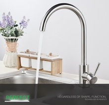 Deck Mounted Sink Kitchen Basin Faucet