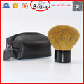 wool make up brush face powder blusher foundation kabuki