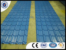 Colored Aluminium Corrugated Roofing Sheet