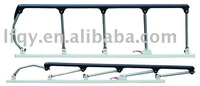 Folded Korean type hospital bed side rail,medical parts HHL-5