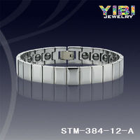 Bioexcel Quantum Tungsten Magnetic Energy Bracelet, Unique Genuine Magnet Watch Bracelet