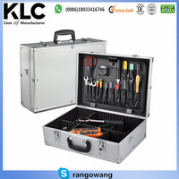 Electricians Aluminium Case Flight Tool Box