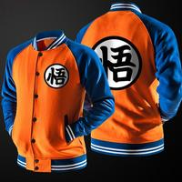 Dragon Ball Goku Jacket Autumn Men