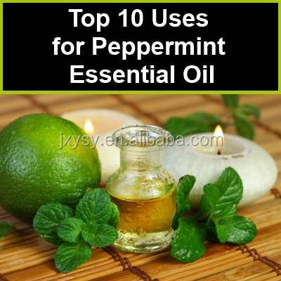 pure peppermint extract , peppermint essential oil
