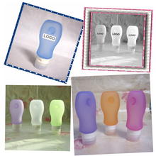 China Supplier 2014 New Products Innovative Promotional Items/Silicone Travel Bottles