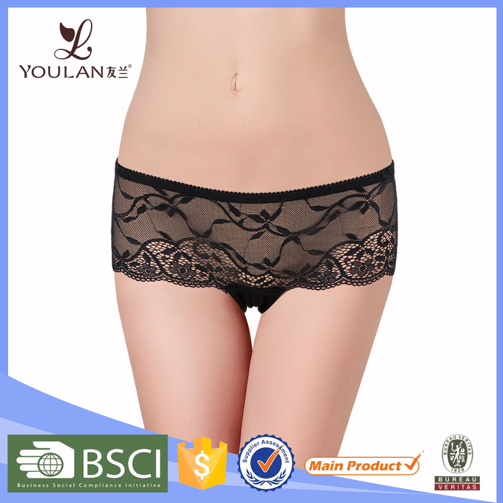 Low Price Best Selling Cotton Panties Underwear Women Leather Thong