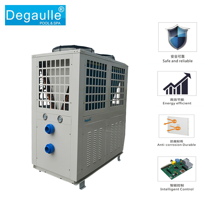 Degaulle Pool Heating Home Depot Heat Exchanger All In One Air Source Swimming Pool Heat Pump
