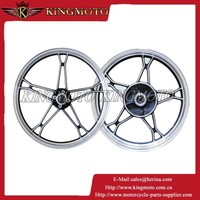 KINGMOTO 20150714 Supermoto Complete 40 Spoke Motorcycle Wheel Rim