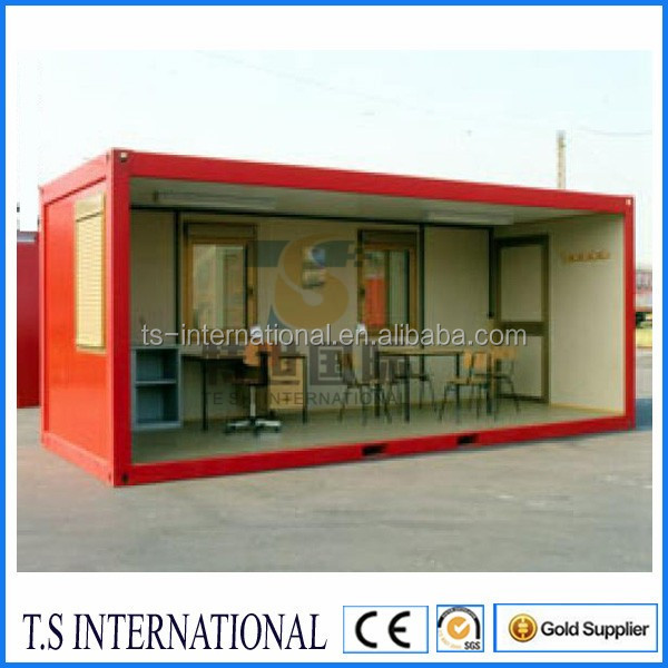 Movable steel structure building/shipping container homes for sale used made in india