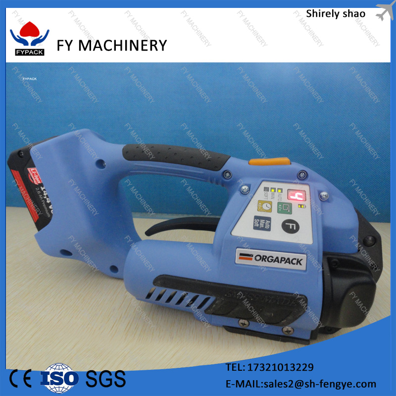 Semi-Automatic Portable Electric Battery Strapping Machine