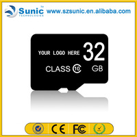 100% real full capacity 32g memory card class10 tf cards with great A quality memory card made in taiwan
