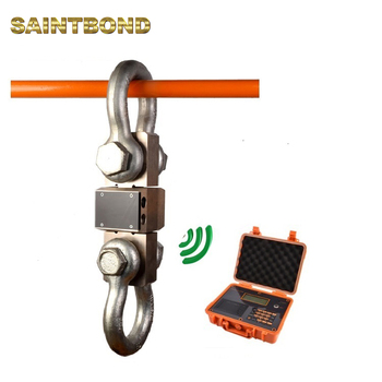 IP67 Small crane weight tension load cell Tensile Load Link sensor