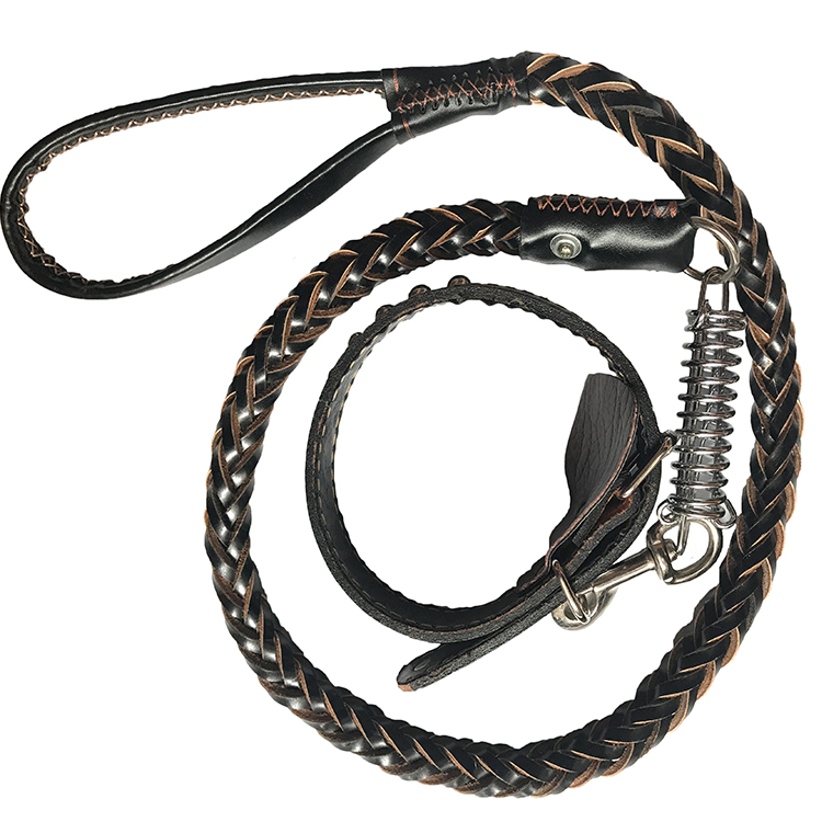 Made in China cheap hemp dog leash