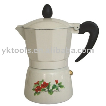 watermark stovetop Coffee Maker KPC-WH-SN100I-900I