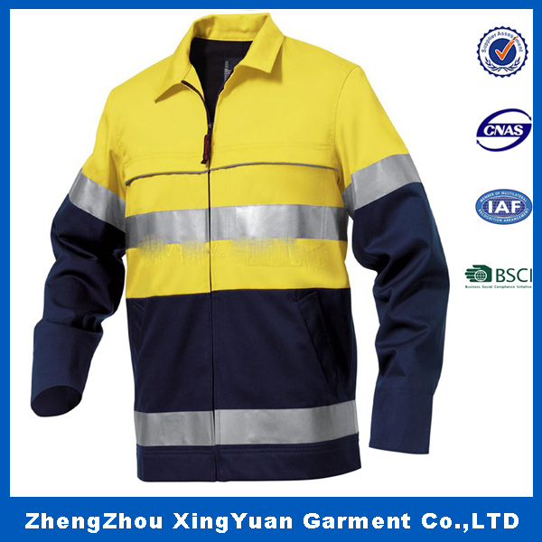 Add article reflective Command holds reflective vest work uniform,reflective work uniforms