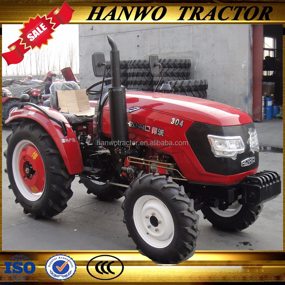 30HP 4WD millat tractors pakistan from china supplier
