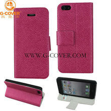 "For apple iphone 5"" original,for iphone 5 leather case"