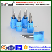 tappered ball nose carbide end mills for cutting paper