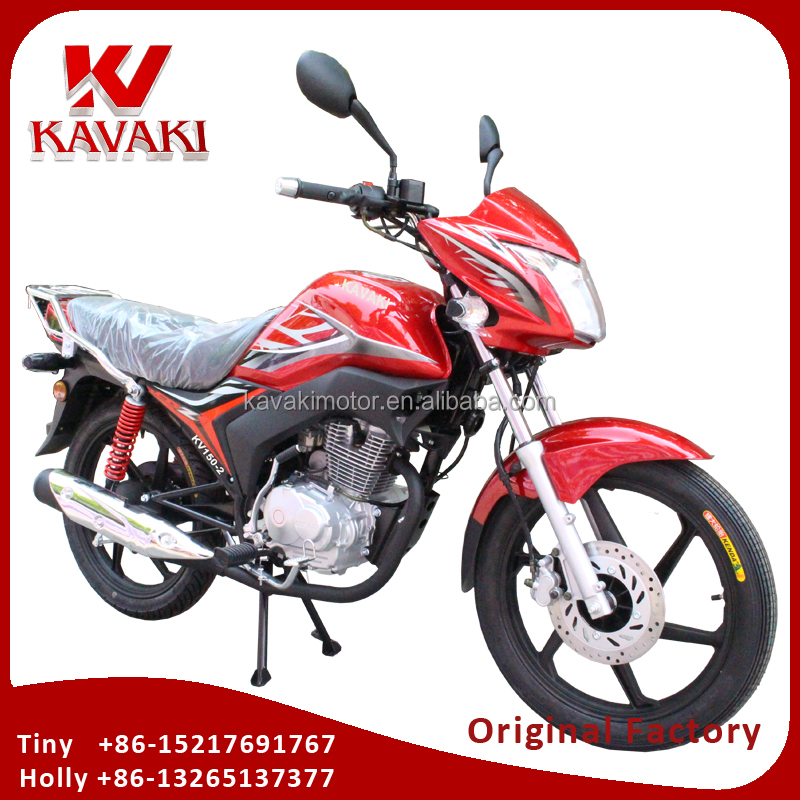 China Gasoline 125cc automatic dual sport motorcycle (GN125)