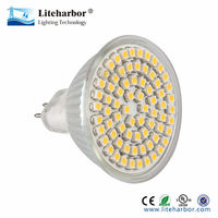 MR16 1210 1.5W 30 LED Light Bulb White (12V)