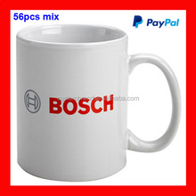11OZ colored sublimation ceramic mug