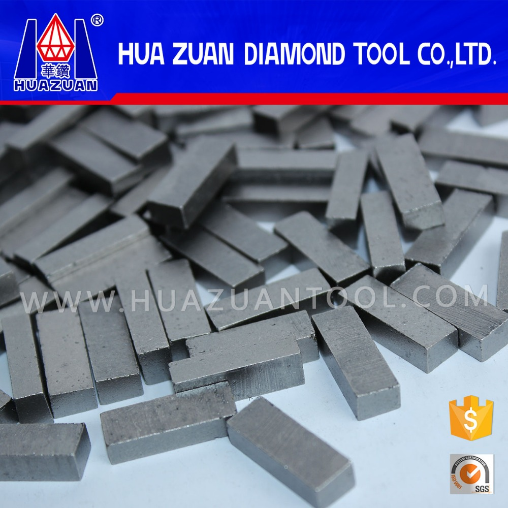 Hot Selling Recommend Product Diamond Gang Segment /Saw