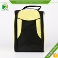 Roomy Athlete Sportman shoe bag/Polyester Outdoor Travel shoes bags /zipper Sport Shoe Bag