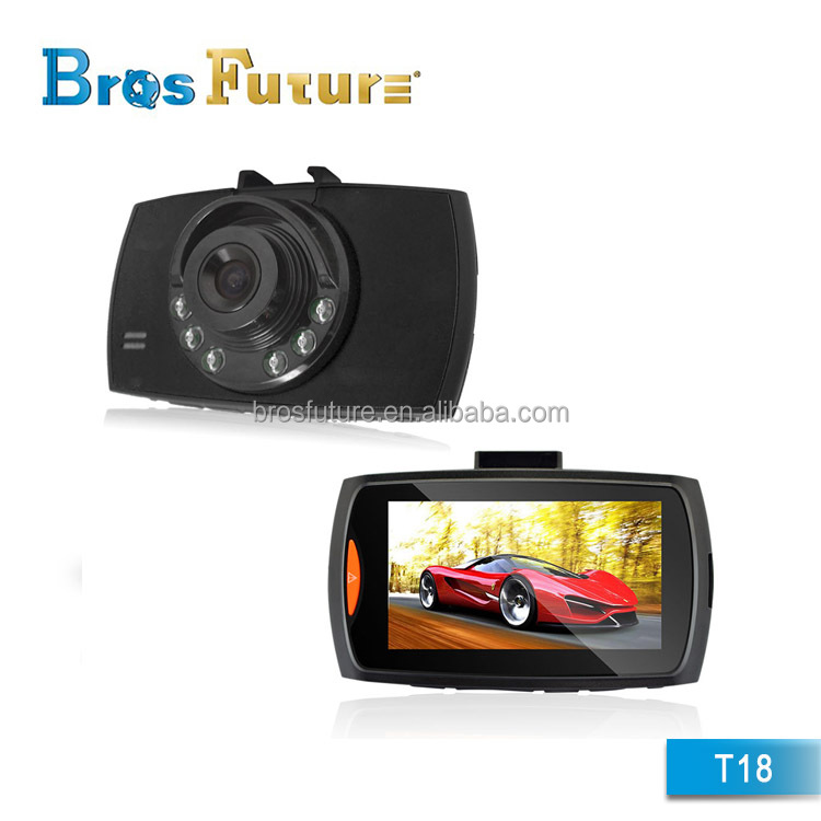FHD 1080P dash camT18HD Full HD DVR Car Dash Cam Pro WiFi car Black Box Video Recorder