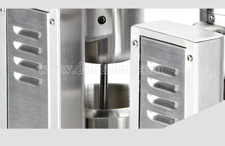 double head stainless steel electric milk shaker