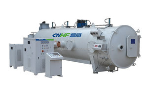 High frequency timber vacuum dryer CGGZ-12