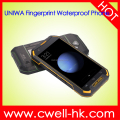 UNIWA XP8800 5 Inch MTK6737 Quad Core CPU IP67 Waterpproof rugged phone Fingerprint 4G LTE zello android walkie talkie ptt