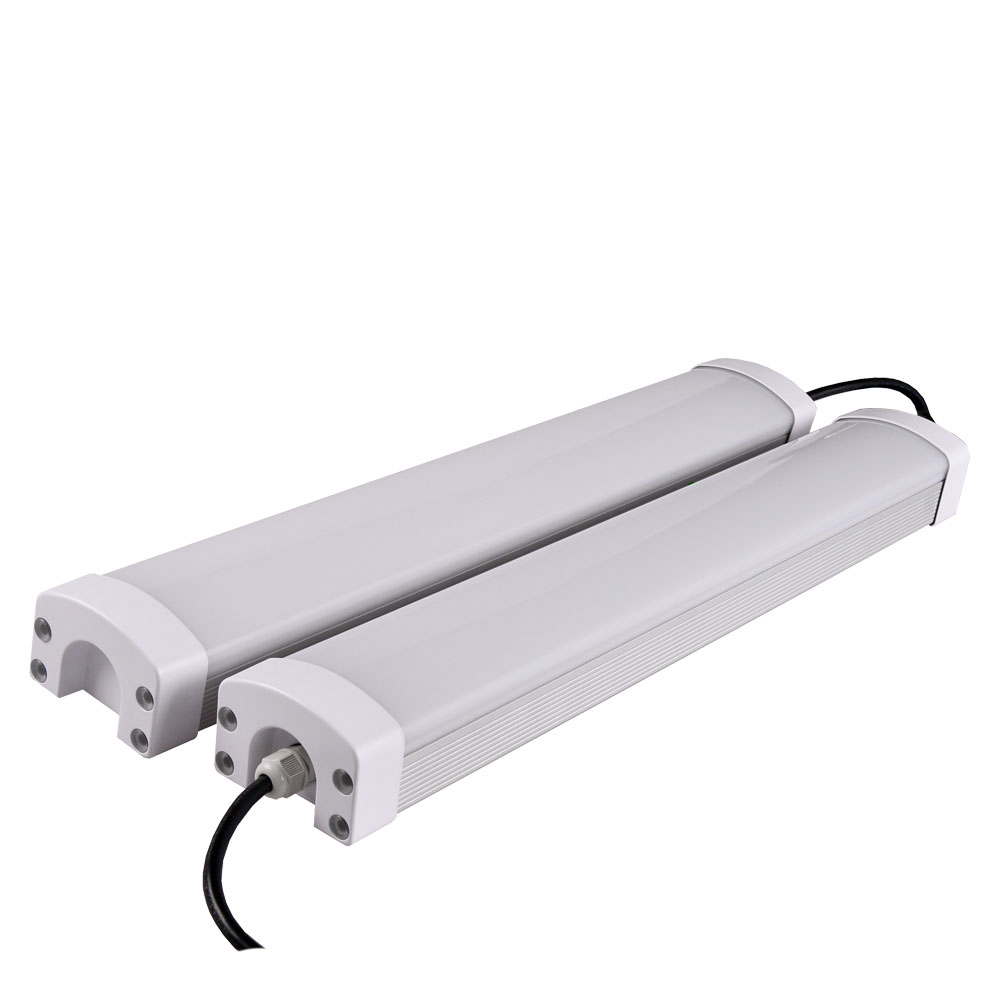 Led Tube Light Cover,2ft Led Light Tri-Proof,Solar Powered Led Light