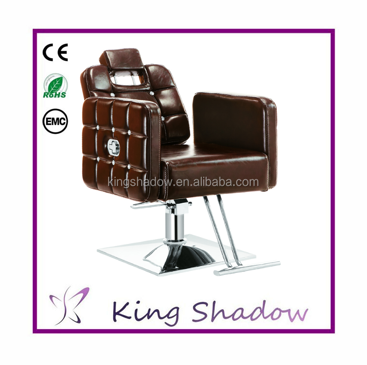 luxury style salon furniture / kingshadow barber chair / old style barber chair