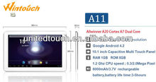 Hot sales tablet 10 inch tablet pc with Wifi Android Tablet PC, the best Christmas gift