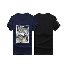 plain sublimation polyester high quality 100% cotton wholesale design rock metal t shirt