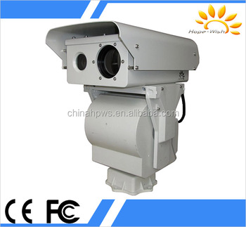 Forest Fire Detection Thermal Alarm Camera