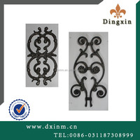 The Nice Wrought Iron Cast Iron