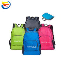 In Stock Zhejiang Yiwu waterproof <strong>backpack</strong> tactical foldable nylon bag custom <strong>backpack</strong>