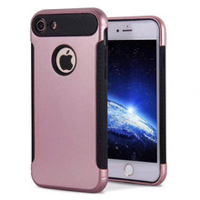 Wholesale TPU PC Shockproof mobile phone case for apple iphone 5S back cover