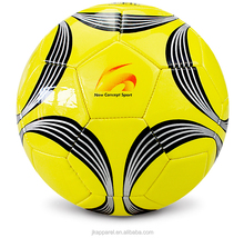newest sport entertainment,top quality cheap PU Soccer ball, custumized team sports Football