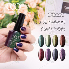 Direct factory price hot sale chameleon gel polish for nail