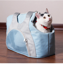 wholesale airline approve bike Summer used mesh foldable bag pet carrier box for dog and cat