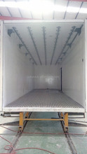 Meat Hanging Refrigerated Truck Body